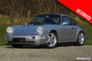 Picture of 1990 RESERVED - Porsche 964 Carrera 4 manual coupe For Sale