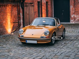 Picture of 1972 Porsche 911 S 2.4 Targa  For Sale by Auction