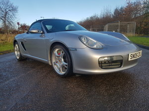 Picture of 2005 Porsche Boxter 2.7 5 Speed Manual For Sale
