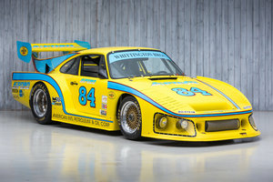 Porsche 934 Turbo RSR to 935 K3 M16