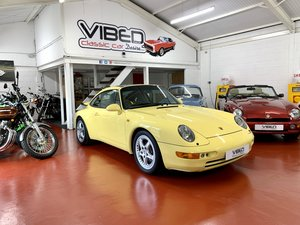 Picture of 1997 Porsche 993 Targa Exclusive Manufaktur / Warranted 40k Miles For Sale