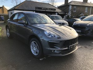 Picture of 2017 PORSCHE MACAN PDK 2.0LTR PETROL PANORAMIC ROOF SAT-NAV For Sale