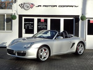 Picture of 2006 Porsche Boxster 3.2 S Manual Arctic Silver Huge spec! SOLD
