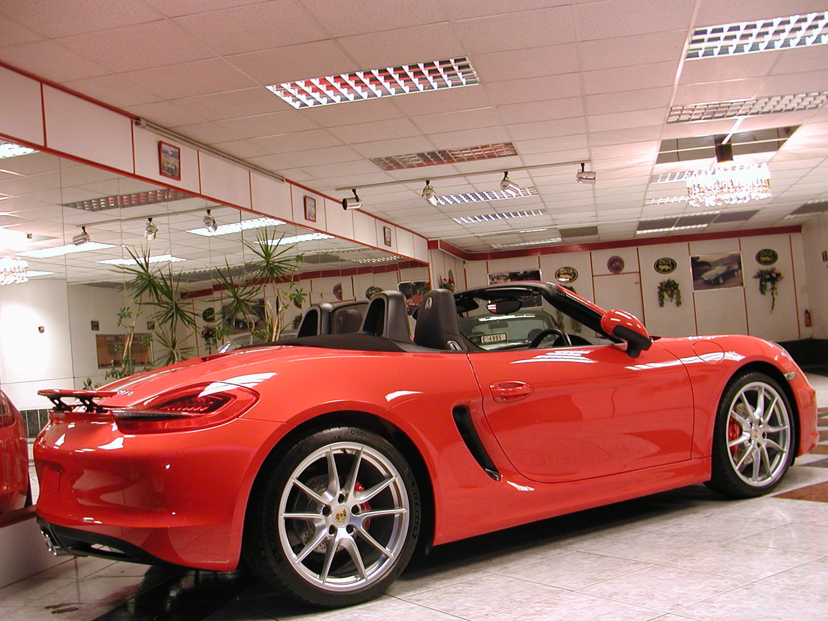 Picture of 2014 PORSCHE BOXSTER 3.4S PDK 981 For Sale