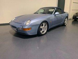 Picture of 1989 Porsche 968 cabriolet For Sale