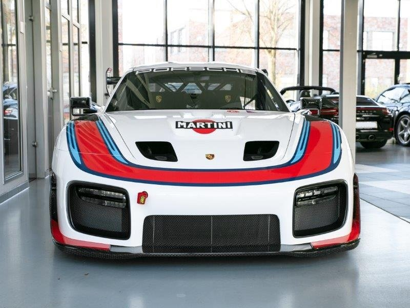 2019 Porsche 911 935 Moby Dick Race Car 1 of 77 World Wide For Sale (picture 1 of 12)