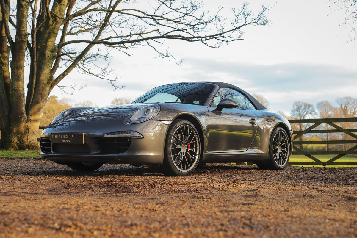 2012 FULL PORSCHE HISTORY - DESIRABLE OPTIONS For Sale (picture 1 of 12)