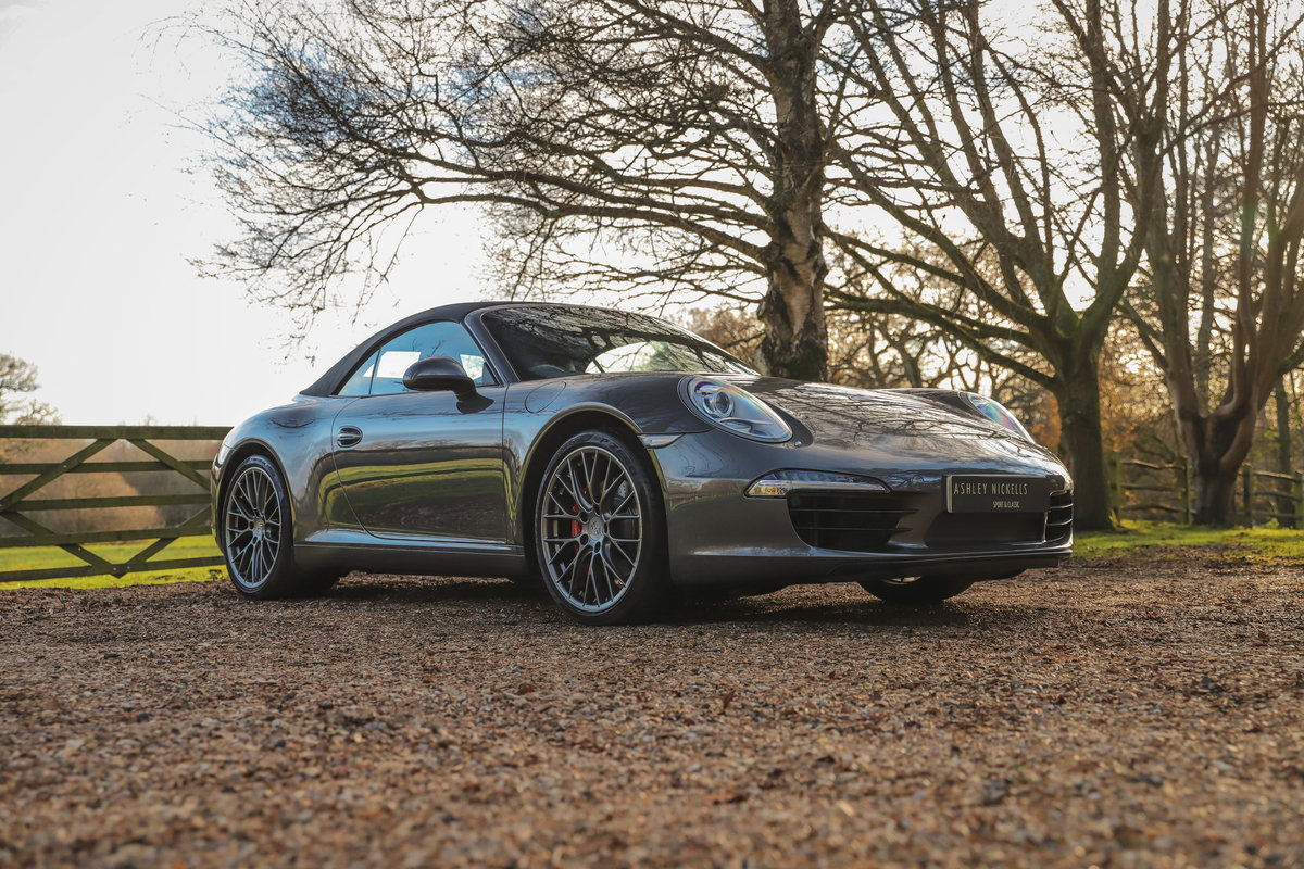 2012 FULL PORSCHE HISTORY - DESIRABLE OPTIONS For Sale (picture 2 of 12)