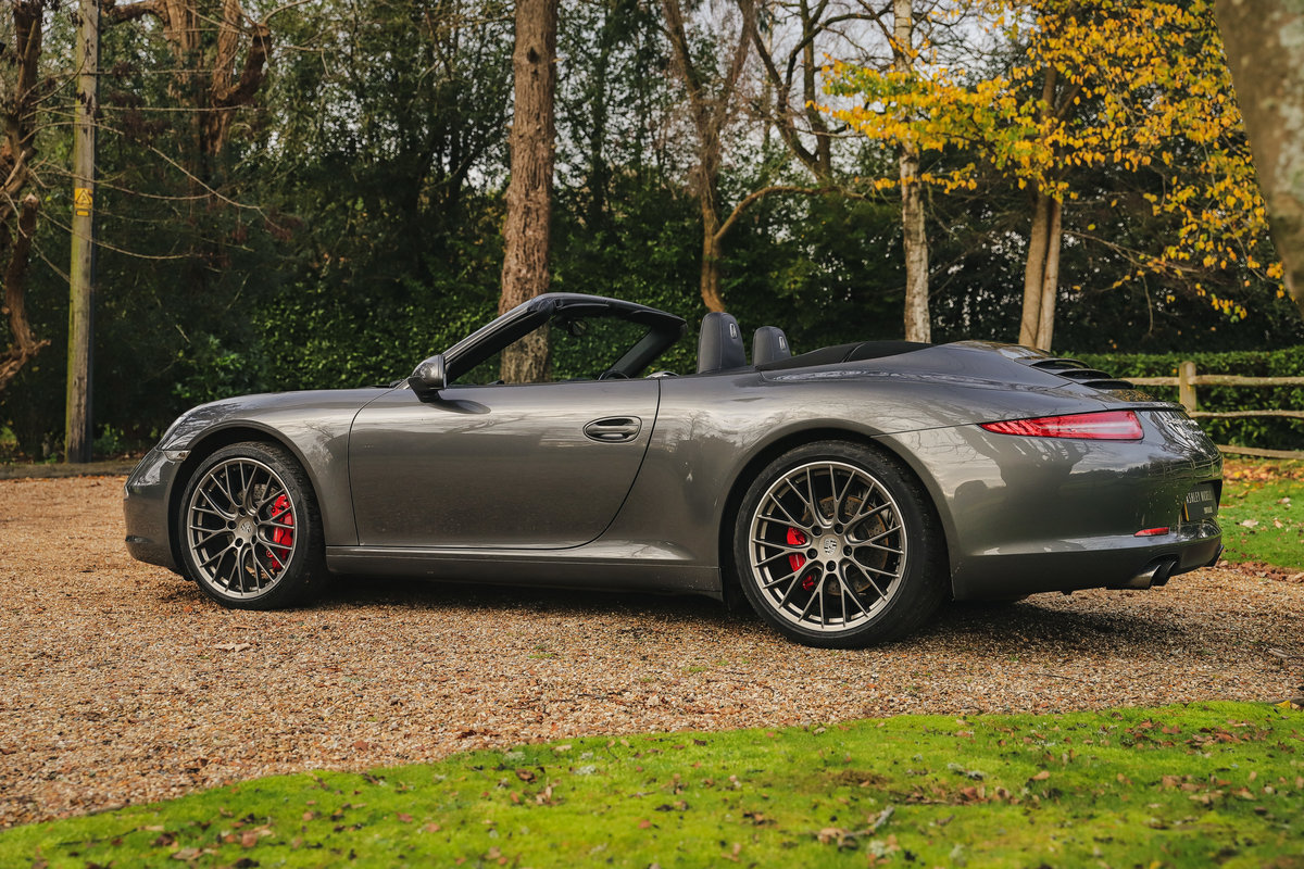2012 FULL PORSCHE HISTORY - DESIRABLE OPTIONS For Sale (picture 4 of 12)