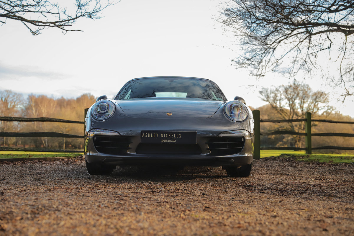 2012 FULL PORSCHE HISTORY - DESIRABLE OPTIONS For Sale (picture 5 of 12)