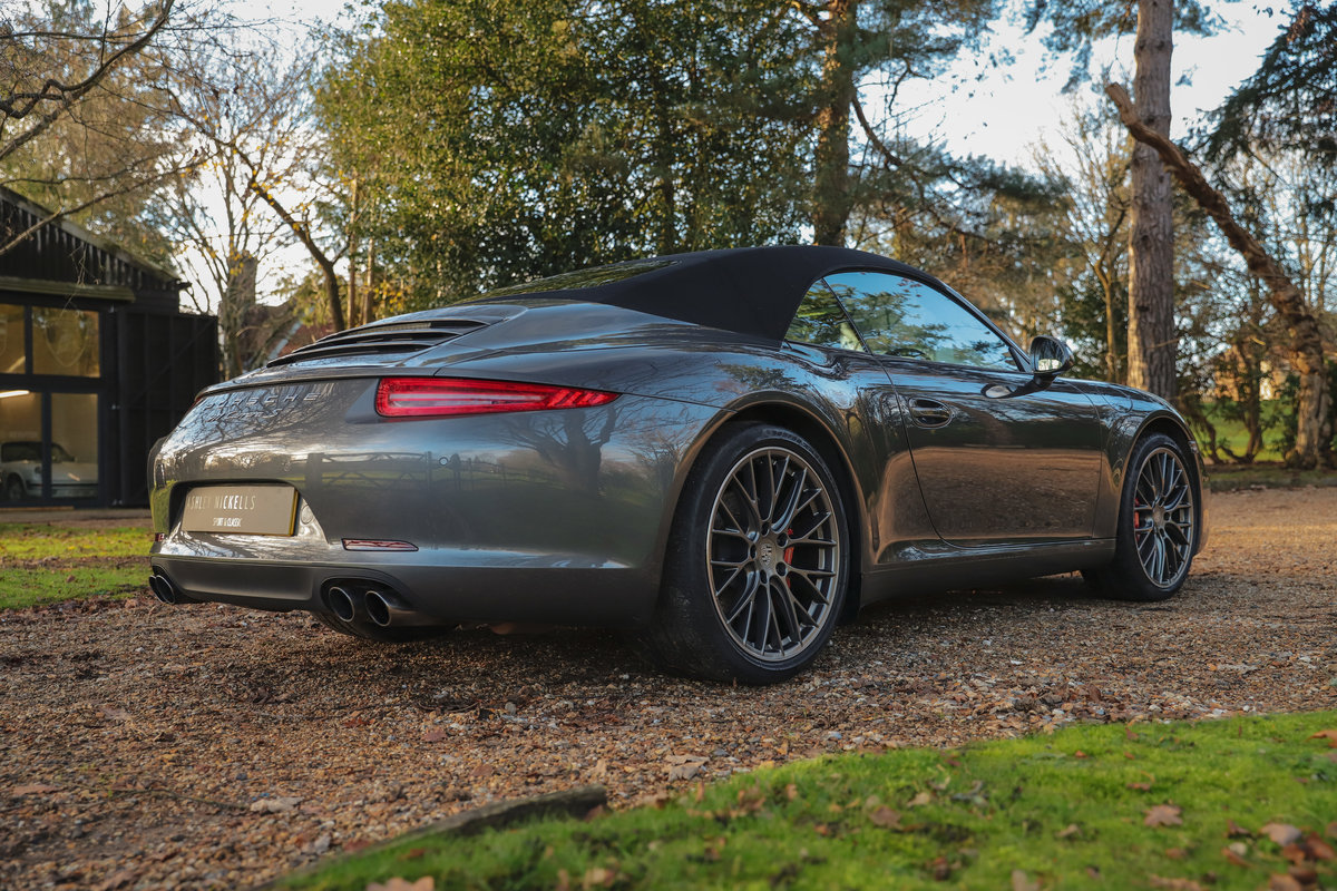2012 FULL PORSCHE HISTORY - DESIRABLE OPTIONS For Sale (picture 6 of 12)