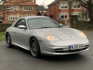 Picture of 2002 PORSCHE 911 996 C2 TIPTRONIC AUTO CABRIOLET For Sale