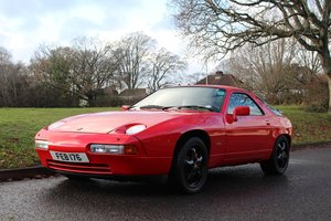 Picture of Porsche 928 S S4 Auto 1990 - To be auctioned 26-03-21 For Sale by Auction