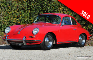 Picture of 1963 Porsche 356 B (T6) LHD coupe by Karmann SOLD