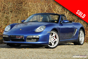 Picture of 2006 Porsche 987 Boxster S manual SOLD