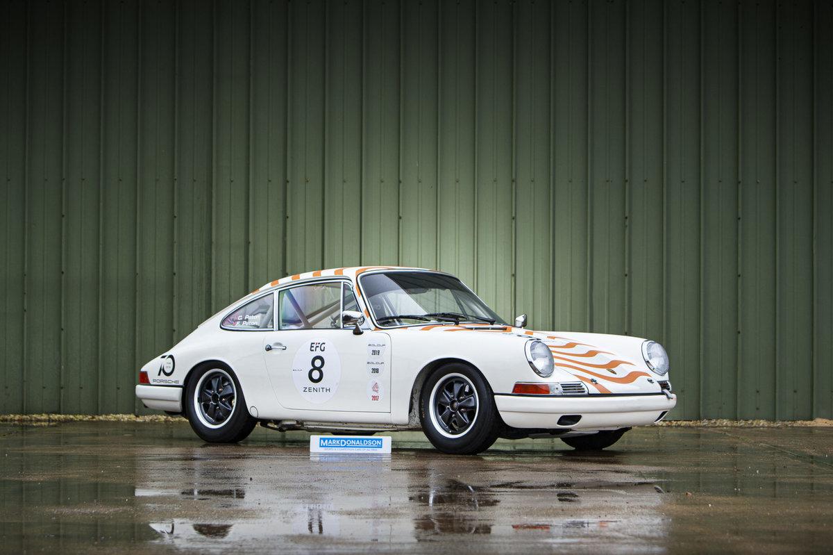 1965 Porsche 911 2.0 FIA Racecar For Sale (picture 1 of 12)