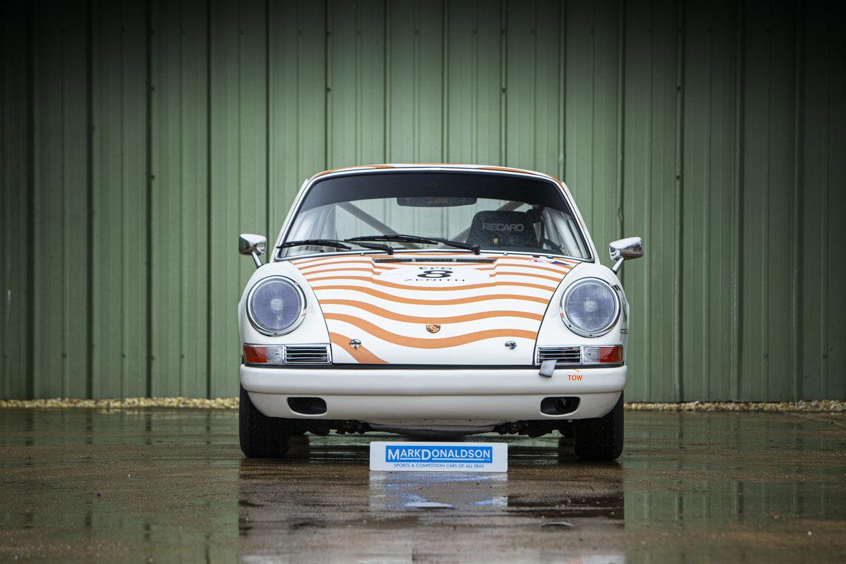 1965 Porsche 911 2.0 FIA Racecar For Sale (picture 2 of 12)
