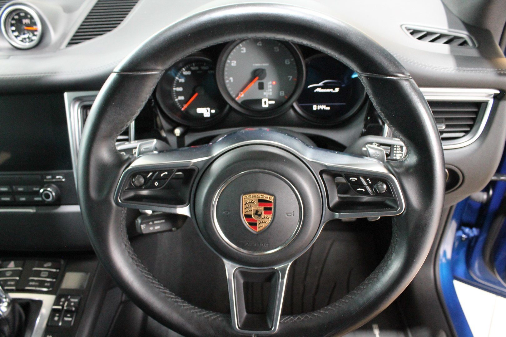 2016 Porsche Macan 3.0 S - NOW SOLD - MORE REQUIRED For Sale (picture 9 of 12)