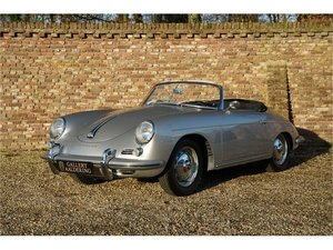 Picture of 1960 Porsche 356 B Roadster Top restored! Matching numbers and co For Sale