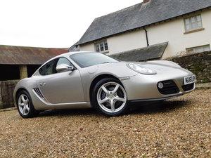 Porsche 987.2 Cayman 2.9 PDK - full Porsche history