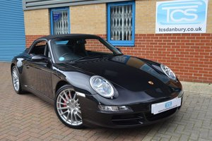 Porsche 911 Carrera 2S 3.8 Cabriolet 6-Speed Manual