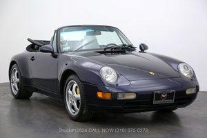 Picture of 1996 Porsche 993 Cabriolet For Sale