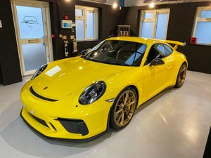 Porsche 991.2 gt3 cs