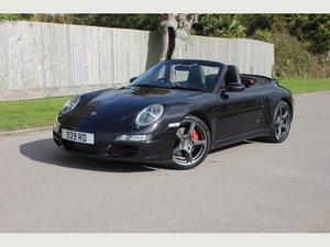 Porsche 911 3.8 997 Carrera S Cabriolet 2dr 1 FORMER KEEPER,