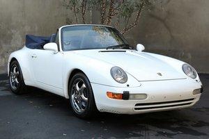 Picture of 1995 Porsche 993 Cabriolet For Sale