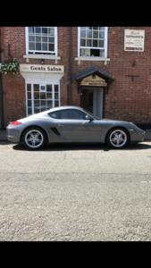 Porsche Cayman 2.9 sensational spec