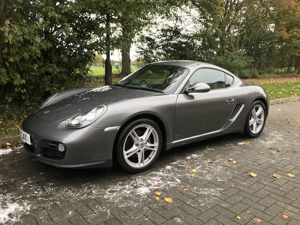 2009 Porsche Cayman 2.9 sensational spec For Sale (picture 3 of 11)