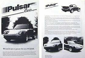 1985 Replica Porsche 911 Turbo body For Sale (picture 4 of 12)