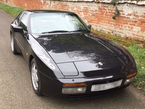 Picture of 1990 Porsche 944 Series 2 Turbo at ACA 13th and 14thFebruary For Sale by Auction