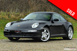Picture of 2007 Porsche 997 (911) Carrera 4 manual coupe SOLD