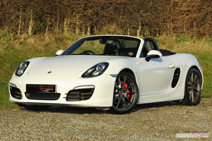 Picture of 2013 (2014 MY) Porsche 981 Boxster S manual For Sale