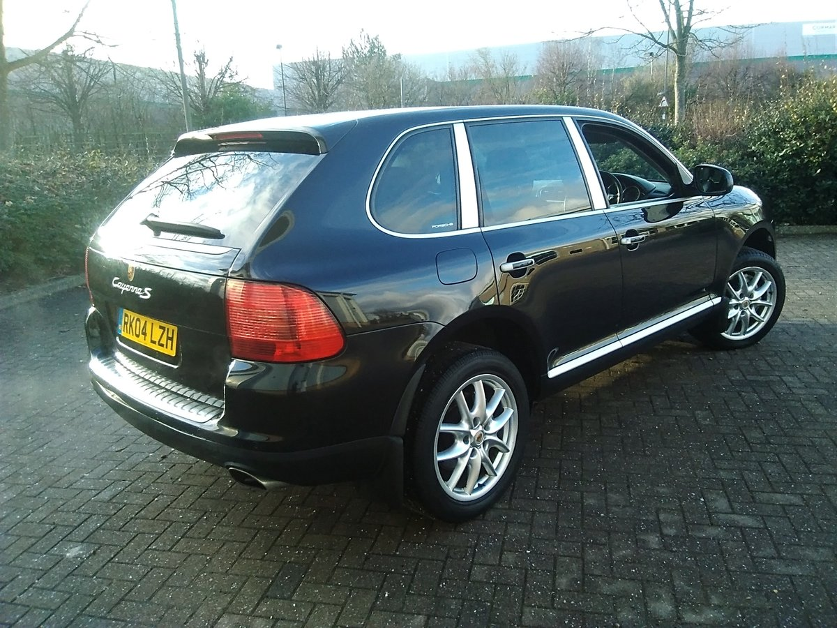 2004 Stunning example, German power house, For Sale (picture 3 of 12)