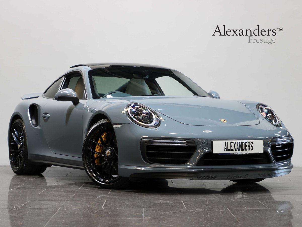 2017 17 17 PORSCHE 911 TURBO S 3.8 PDK [991.2] For Sale (picture 1 of 12)