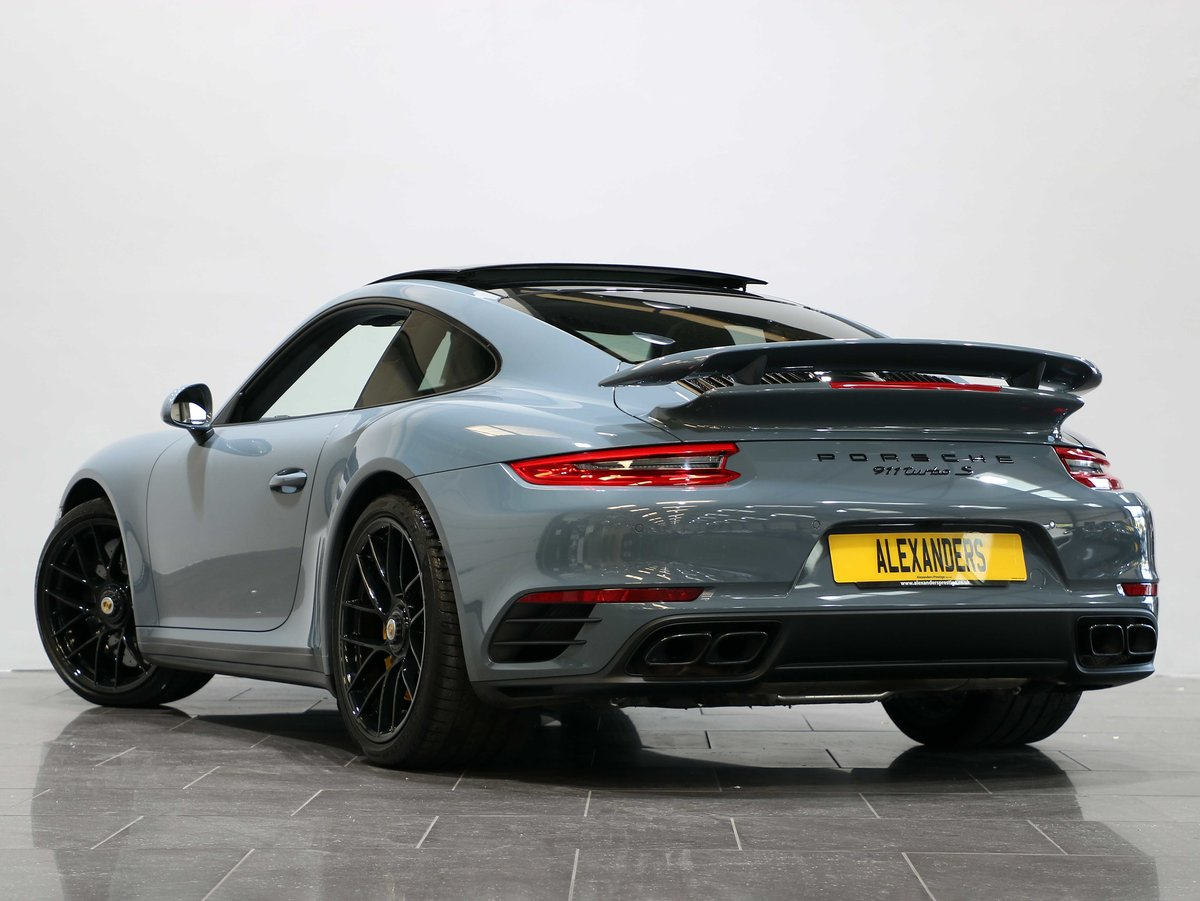 2017 17 17 PORSCHE 911 TURBO S 3.8 PDK [991.2] For Sale (picture 4 of 12)