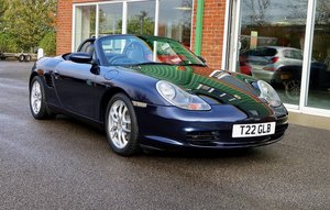 Picture of 2004 Boxster 986 2.7 Low Mileage High Spec For Sale