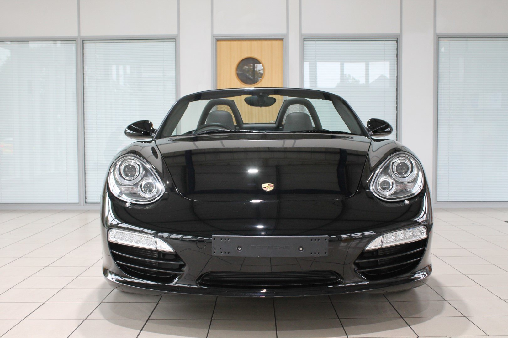 2011 Porsche Boxster (987) 3.4 S Black Edition Manual For Sale (picture 7 of 12)