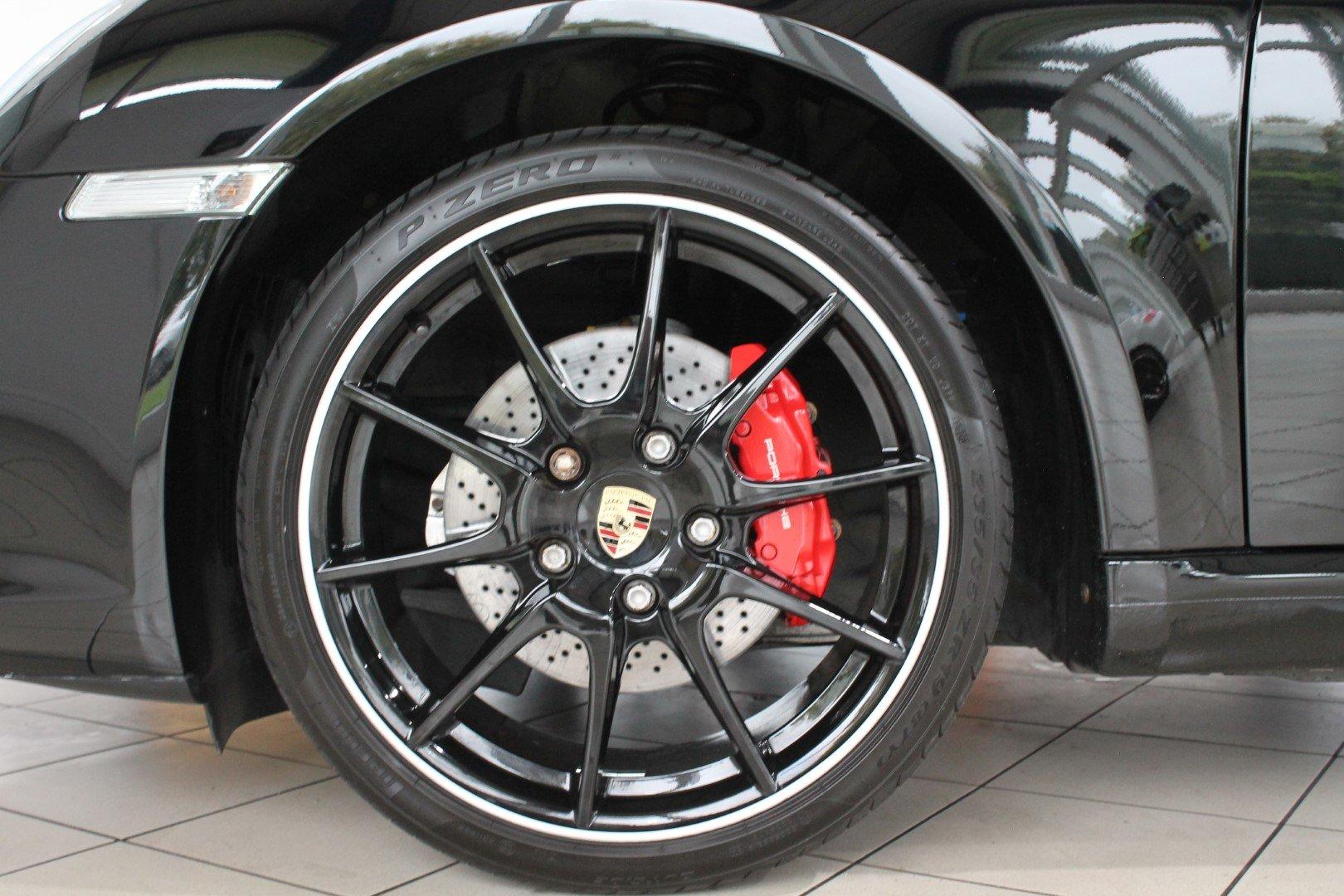 2011 Porsche Boxster (987) 3.4 S Black Edition Manual For Sale (picture 12 of 12)