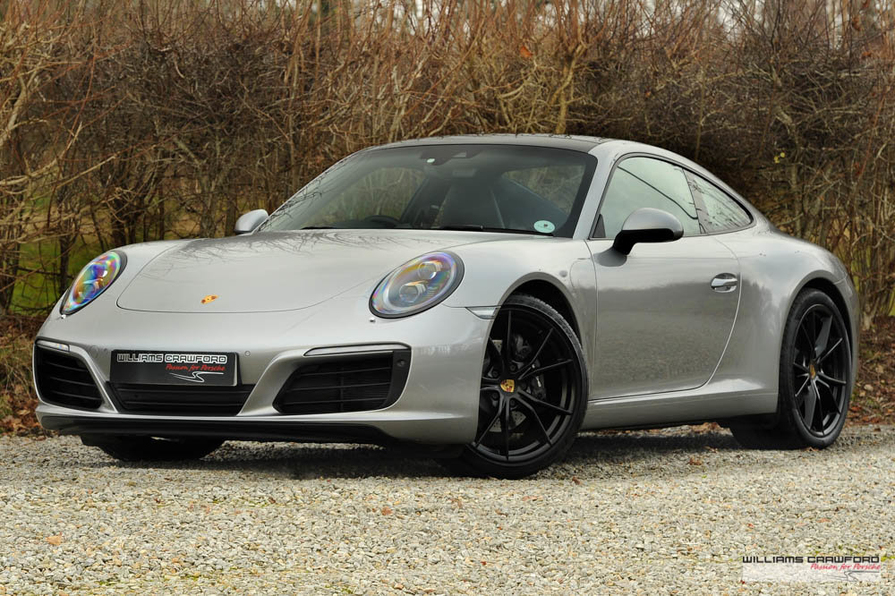 2017 Porsche 991.2 (911) Carrera 2 PDK coupe For Sale (picture 1 of 12)