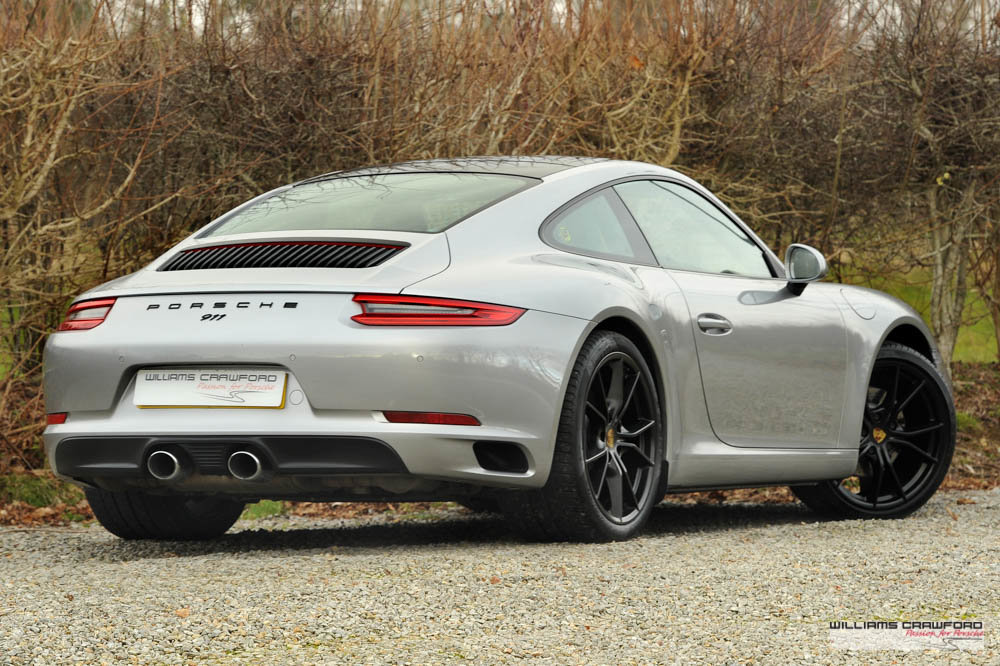 2017 Porsche 991.2 (911) Carrera 2 PDK coupe For Sale (picture 5 of 12)