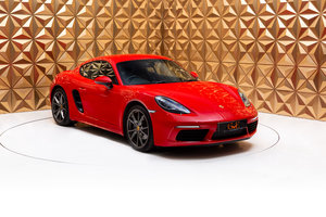 Picture of 2018 Porsche Cayman For Sale