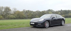 Picture of 2009 Porsche Panamera 4.8 V8 Turbo PDK AWD For Sale