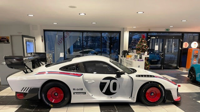 2020 Porsche 935, Porsche Martini, Porsche racer For Sale (picture 1 of 11)
