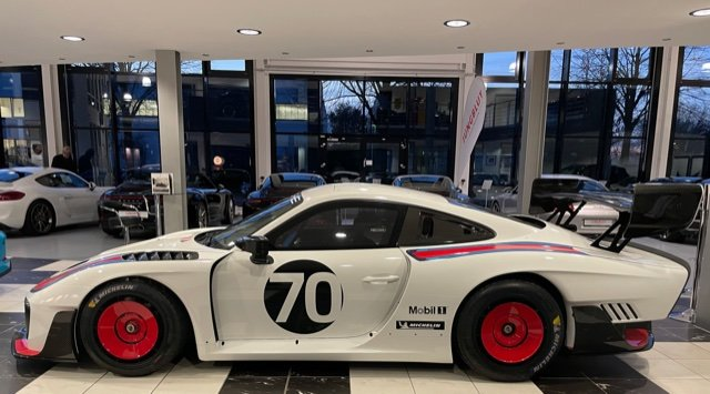 2020 Porsche 935, Porsche Martini, Porsche racer For Sale (picture 4 of 11)