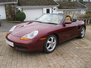Picture of 1998 Porsche Boxster 986 2.5 Roadster *Just 38,600 Miles** For Sale