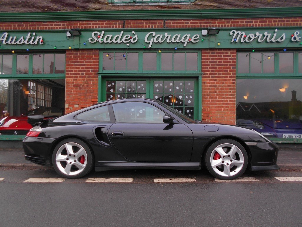 2005 Porsche 911 Turbo Coupe Tiptronic For Sale (picture 1 of 5)