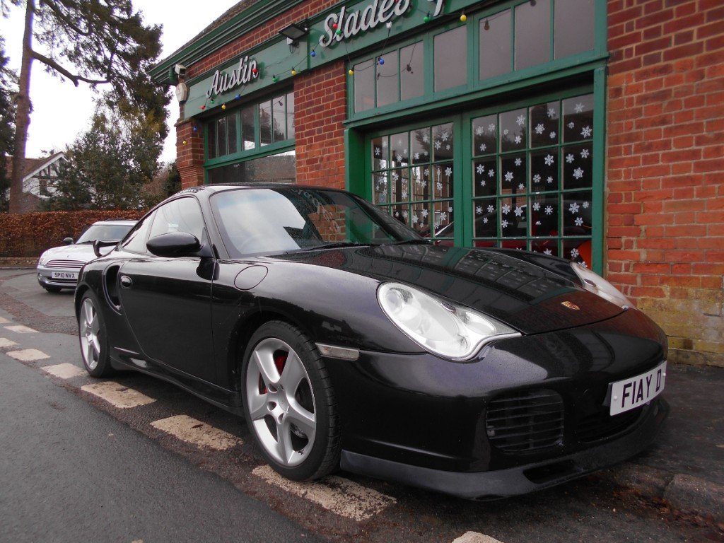 2005 Porsche 911 Turbo Coupe Tiptronic For Sale (picture 2 of 5)